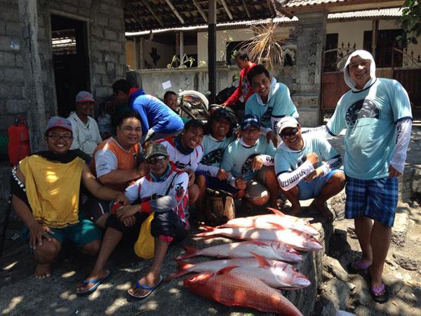 """Shino Fishing Team at Bali """"Part 3"""""""