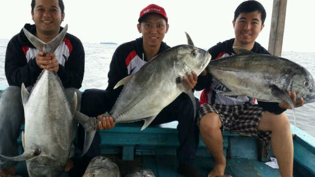 Shino Fishing Trip 1